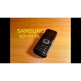 Celular Samsung Sgh-m140l +carregador