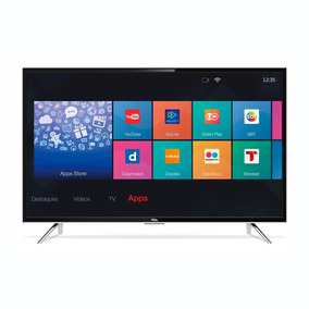 Smart Tv Led 40 Polegadas Semp Toshiba L40s4900 Full Hd Com