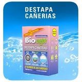 Biosept Destapa Cañerias Desagues (24 Cajas)