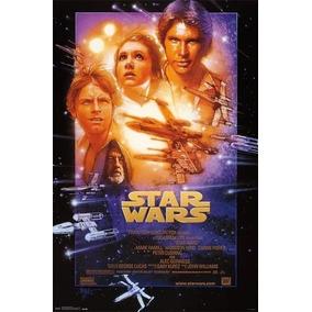 Posters Star Wars - Guerra Nas Estrelas - Ep 4 - 57x85cm