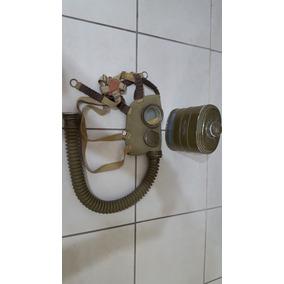 Antigua Mascara Gas Ejercito