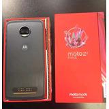 Motorola Moto Z2 Force Xt1789 4g Libre Gtia + Glass + Envío