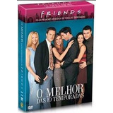 Box - Friends O Melhor Das 10 Temporadas (10 Discos) - Origi