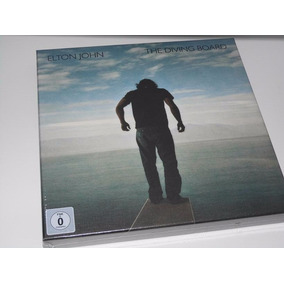 Elton John Box Diving Boad Lp Duplo + Cd + Dvd Lacrado Raro