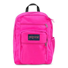Mochila Jansport Big Student Ultra Pink Js00 Tdn7-0r4