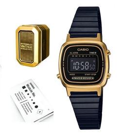 b1c05b2b42dd Reloj Casi Dama Dorado Economico - Reloj de Pulsera en Mercado Libre ...