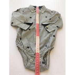 Body Tipo Camisa - Bebês no Mercado Livre Brasil b0e68e94d62