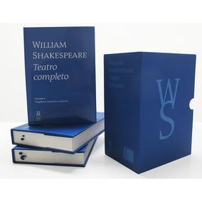 Shakespeare - Teatro Completo (ed. Nova Aguilar)