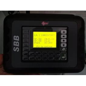 Sbb Silca V 33.01 Programador Chave Alar Puxa Senha Gm Pinco