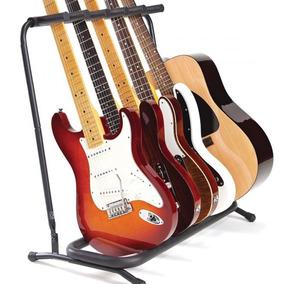 Estante 5 Guitarra Violao Baixo Mellody Dobrável J75 Kadusom