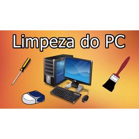 Cd De Limpeza Do Computador (cache Dns, Cookies...etc