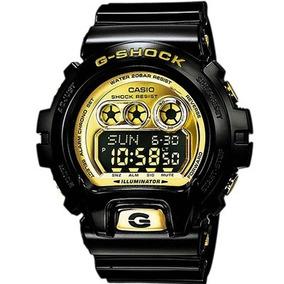 5a4b279618b Relogio Todo Preto Brilhoso - Relógios De Pulso no Mercado Livre Brasil