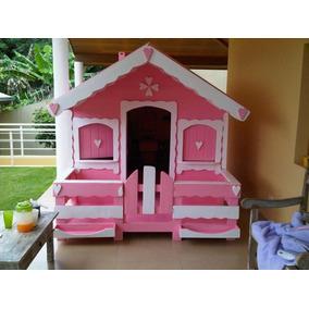 Projeto Casinha Boneca + Parquinho Casas Madeira Envio Email