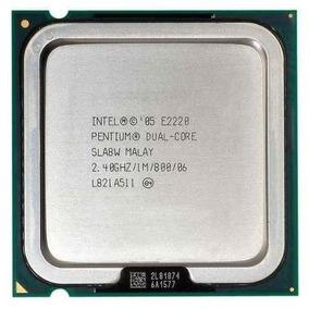 Intel Pentium E2220 2.4ghz/1mb/800 Socket 775