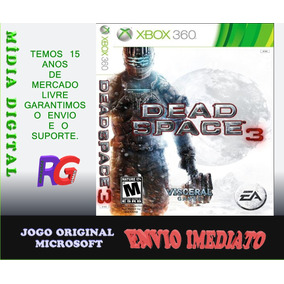 Dead Space 3 Mídia Digital Perfil Roraima Games