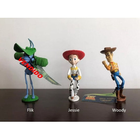 Bonecos Toy Story E Vida De Inseto