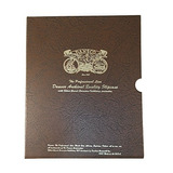 Dansco Corrosion Inhibiting Slipcase For 1 18 Coin Albums
