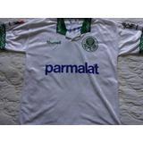 Camisa Do Palmeiras (patch De Campeão Paulista E Brasileiro)