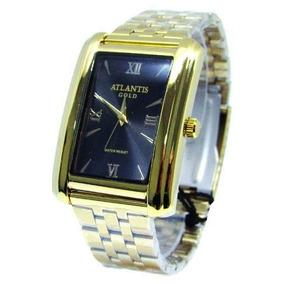 11e88539b31 Relogio Quadrado Atlantis Feminino - Joias e Relógios no Mercado ...