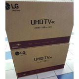 Lg Smart Tv Uhd 4k 43 Pulgadas