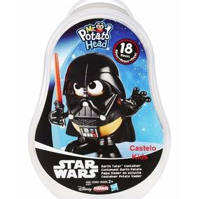 Sr. Cabeça De Batata Star Wars Darth Vader F