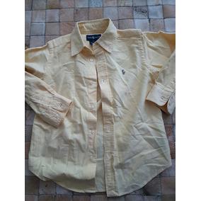 3d9b122ae17dc 2 (m) Camisa Social Ralph Lauren Original Tamanho 15 1 - Camisa ...