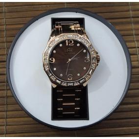 Relógio Ana Hickmann Relógio Rose Ah28946r Nf