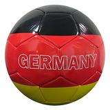 Pelota De Cuero - Pelota de Fútbol Número 5 Rojo en Mercado Libre ... 1fc39cd7ee2c6