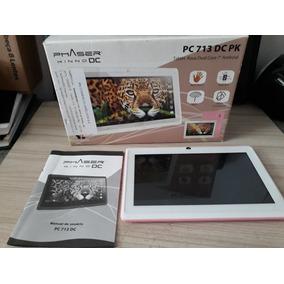 Tablet Phaser 7 Rosa Com Defeito