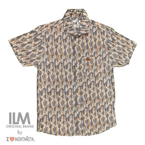 Camisas Hawaianas Tablas Surf