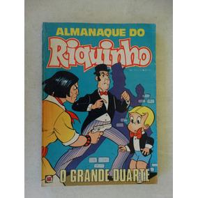 Almanaque Do Riquinho Nº 11! Rge Dez-jan 1981!!