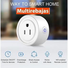 Smart Plug Controle Todo Desde El Celular Control Wifi
