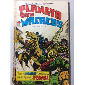 Planeta Dos Macacos Editora Bloch Publica Em 1975