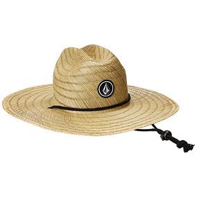 Sombrero De Paja Volcom en Mercado Libre México bc0a0b24447
