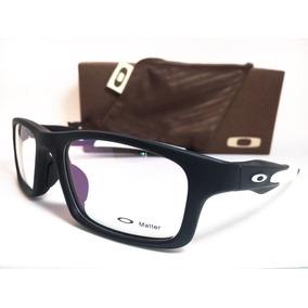 Armação Óculos De Grau Oakley Crosslink Original Frete Grati 24ec906536