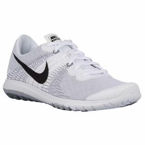 buy popular 3db7e 2afbe Zapatillas Nike Flex Fury Blancas