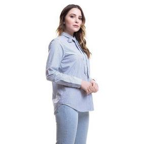Camisa Sidney One Pocket Boyfriend Levis 100% Original 242