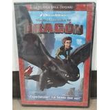 Como Entrenar A Tu Dragon - Dvd Nuevo Envio Incluido