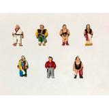 Muñequitos Muñecos Jack Titanes En El Ring Originales!! Leer