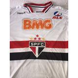 2fcd6b1ecd Camisa São Paulo Bmg - Camisas de Times de Futebol no Mercado Livre ...