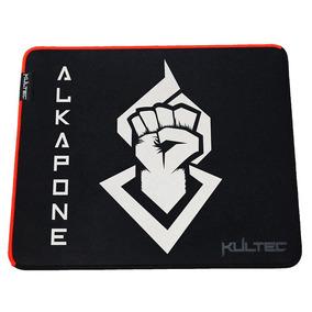 Mouse Pad Gamer Kultec S1 Alkapone Edition Kltalk-38 Bordado