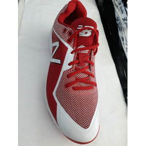 info for 41424 3fb77 Spikes New Balance Rojo Con Blanco Talla 30cm