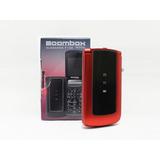 Celular Boombox F102 2.4 Dual Sim Uso Rudo Retro Nuevo
