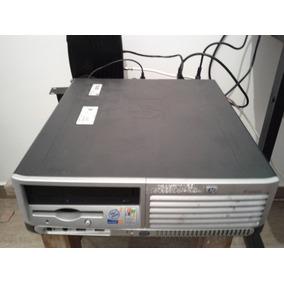 Computador Hp Intel Pentium 4 - 40gb - Windows Vista