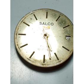 4e03d4af1ef Relógios Salco - Relógios De Pulso no Mercado Livre Brasil
