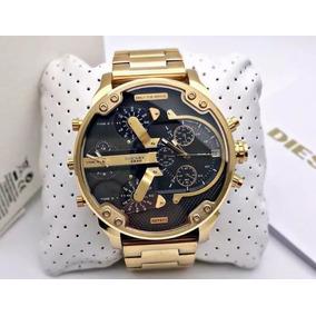 55b510008a85 Reloj Diesel Mr Daddy 2.0 Negro - Relojes en Mercado Libre México