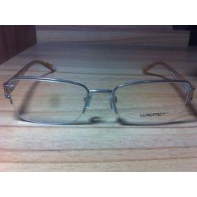 0cadeca48e434 Armação De Oculos Luxottica - Óculos no Mercado Livre Brasil