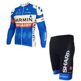 c203145ba9 Camisa De Ciclismo Equipe Garmin - Esportes e Fitness no Mercado ...