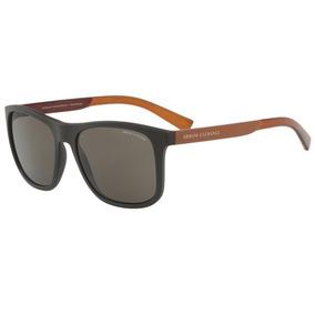 94ebb3a0265ef Oculos Marrom Masculino De Sol Armani - Óculos no Mercado Livre Brasil
