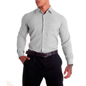 Camisa Social Atacado E Varejo - Camisa Social Manga Longa Masculino ... 6c01fa8fb1a